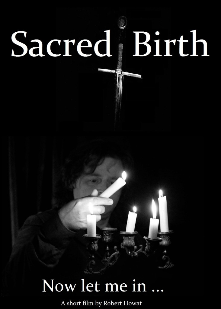 Sacred Birth Poster