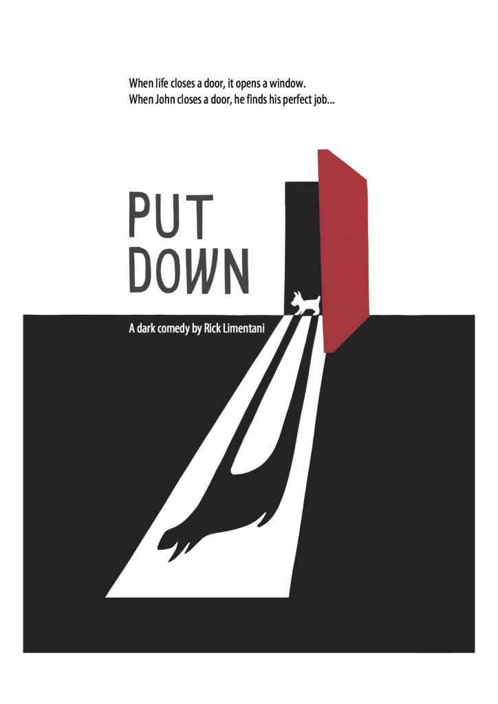 Put Down poster