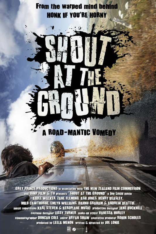 shoutatthegroundposter